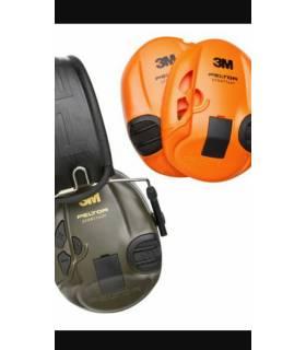 cascos electronicos peltor sportac caza