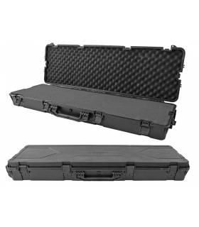 maleta de lujo con acolchado moldeable