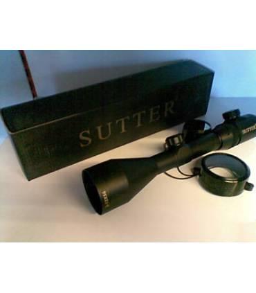 Visor mira telescopica Sutter 3 x12 x 56 punto rojo 30 mm