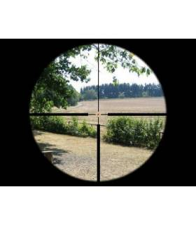 Visor mira telescopica Sutter 3 -12x56 - Punto rojo 25,4