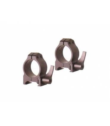 anillas warne desmontables medias de 36 a 42 mm de campana tubo de 30